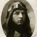 Фото 1929 года. Фамилия написана неразборчиво