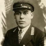 Лисицин Валентин Васильевич, 1928 год
