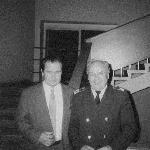 Встреча с Хоревым в Ульяновске, 1993 год