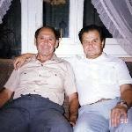 В стреча с Муратовым А.Т.  в Ташкенте, 1990 год