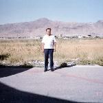 Афганисиан, 1990 год. На аэродроме Кабул.