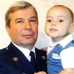 C внуком Егором