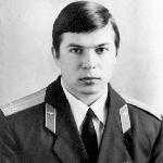 Лейтенант Анисимов И.А.