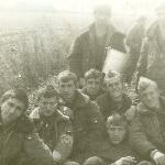 1983 г. Таловая, на катошке