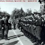 1983 год, Борисоглебск. Принятие Присяги