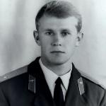 Лейтенант С. Емельчев