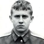 Курсант С. Емельчев