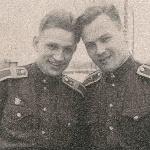 Январь 1958 года. С Черкасовым А.