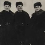 Актюбинск, февраль 1956 года. Зимние полёты