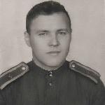 Женихов А.А. Актюбинск, январь 1956 года