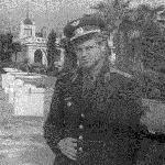 Апрель  1961 года. На отдыхе в Сухуми