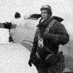 Виктор Лусников. Октябрь 1953 года, аэроклуб