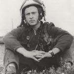 Аэродром Жердевка 1973 год. Фото сделано после полётов на бомбометание на полигон Алфёровский