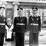 И.В. Жильцов, Таня Музыченко, Г.Е. Музыченко, И.А. Семёнов