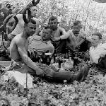 Во отдыхают курсанты! С размахом! Колбаса, и та на деревьях росла в 50-е годы прошлого века