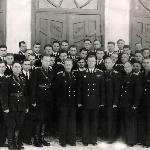 Выпуск училища 1956 года