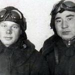 Курсанты Борисоглебского училища лётчиков