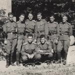 Борисоглебск, 1954 год