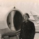 1957 год, Орешково. МиГ-17Ф