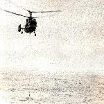 Ка-32, атомный ледокол Сибирь. Разгрузка