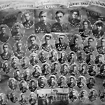 Выпуск Борисоглебского аэроклуба Осовиахима 1939 года