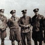 1956 год. Аэродром Таловая.