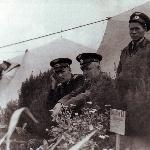 1955 год. Полевой аэродром в Бутурлиновке