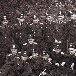30.05.1955. г. Борисоглебск. Состав 4 АЭ в/ч 36620, Борисоглебское училище.