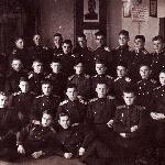 Выпуск 1949 года. После присвоения звания старшин