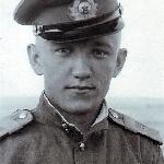 Курсант Борисоглебского авиационного училища Кадацкий В.И. 22.05.1949