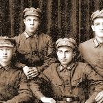 г. Борисоглебск, курсанты 1929 года выпуска