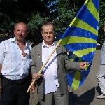 29 июня 2013 г., г. Борисоглебск. На праздновании 90-летии училища.