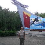 30 июня 2013 г., г. Борисоглебск. На праздновании 90-летии училища.