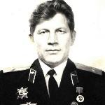 Подполковник Тарасов Н.С.