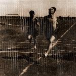Бурный финиш (пробегал 100 м за 12,0 сек.)