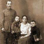 Семья Коли Клепикова