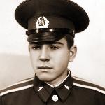 Кудрин Виктор Владимирович, 309 классное отделение. Подполковник запаса. Умер 19.01.2012.