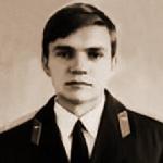 Гой Евгений Владимирович, 312 классное отделение. Умер в 1998 году.