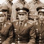 65. Михайлов Иван Иванович (сидит третий слева). 2 АЭ 3 звено - Ряжск, 1979 год