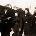 Аэродром Поворино, 1951 год