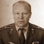 Майор Зимин Юрий Сергеевич