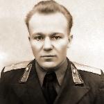 Лейтенант Зимин Юрий Сергеевич