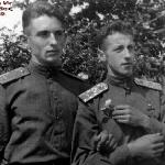 Я и Ясаков Игорь. Борисоглебск, 1979 год