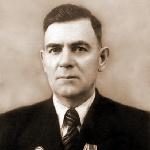 Отец, Староскольский Семён Митрофанович. Борисоглебск, 1955 год