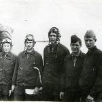 Чумаков со своей группой