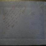Подпись на обороте фотографии