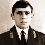 Аксёнов Сергей Алексеевич, 307 классное отделение. Умер 26.12.1994
