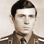 Окорочков Сергей Алексеевич, 311 классное отделение. Умер 17 июля 2017 года