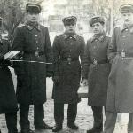 В увольнении: Копылов, Запорожец, Крупенин, Сологуб, Бученов
