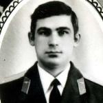 Калентьев Александр Григорьевич, 311 классное отделение. Умер 6 декабря 2017 года.